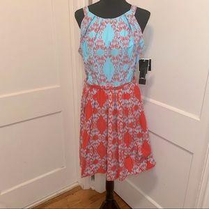 R&K NWT retro style dress